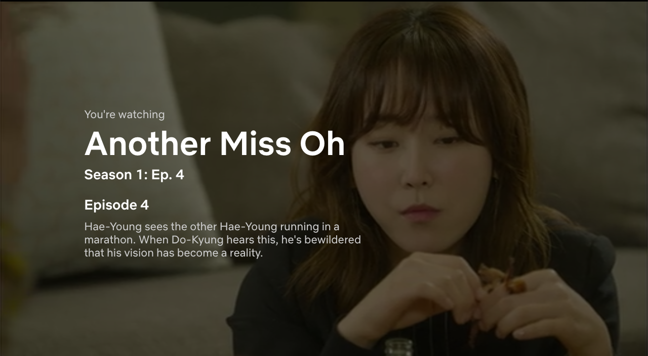 Another Miss Oh! (S1 E4)